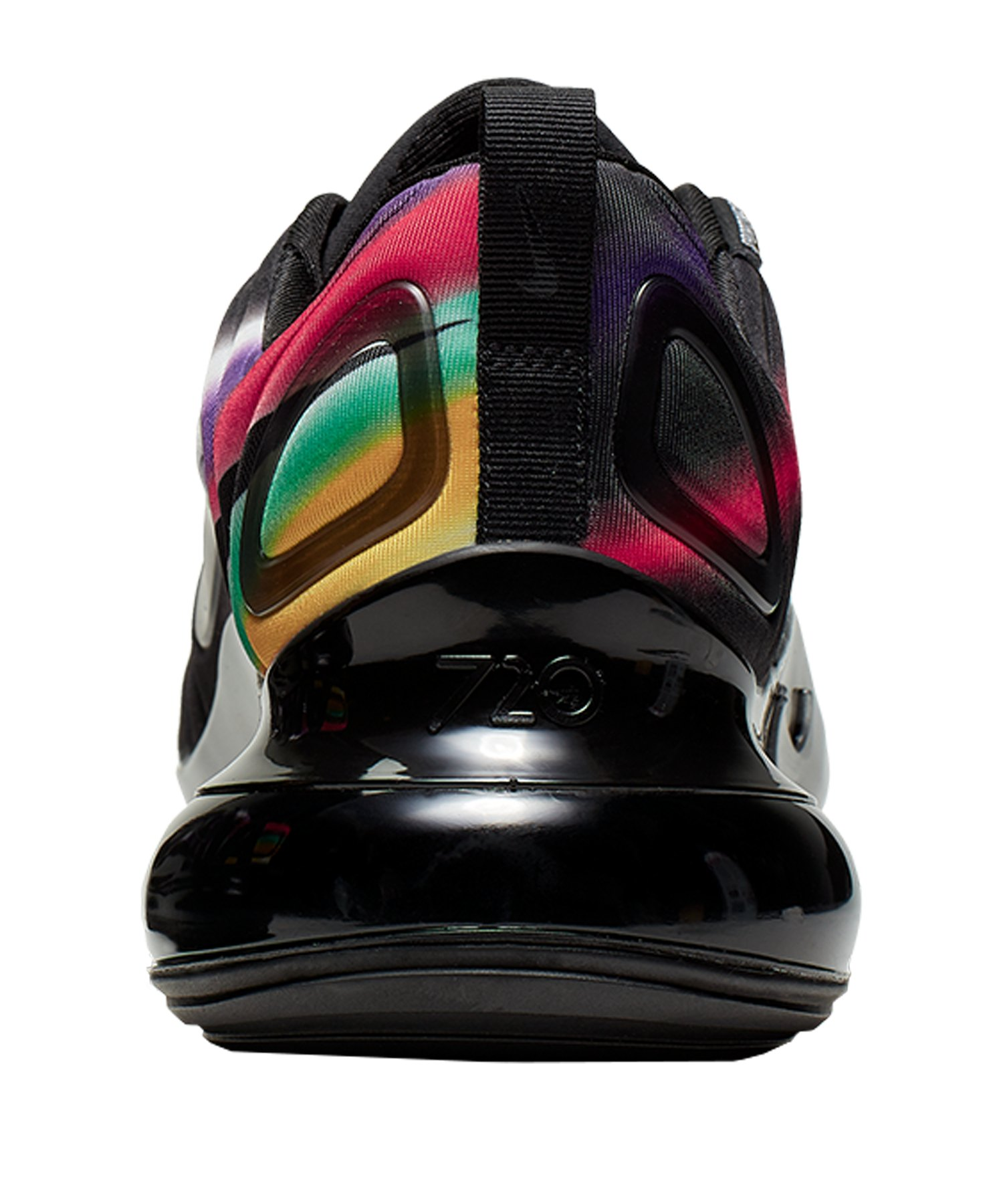 Nike Air Max 180 Sneaker Schwarz F001