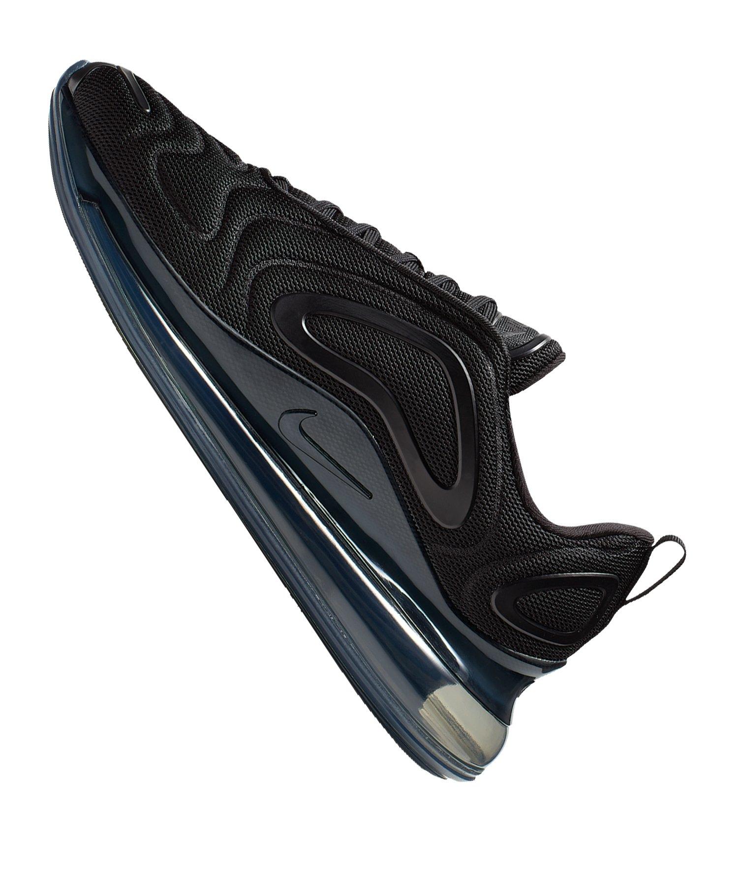 best loved 8de5a 61ddd ... Nike Air Max 720 Sneaker Schwarz F007 - Schwarz ...