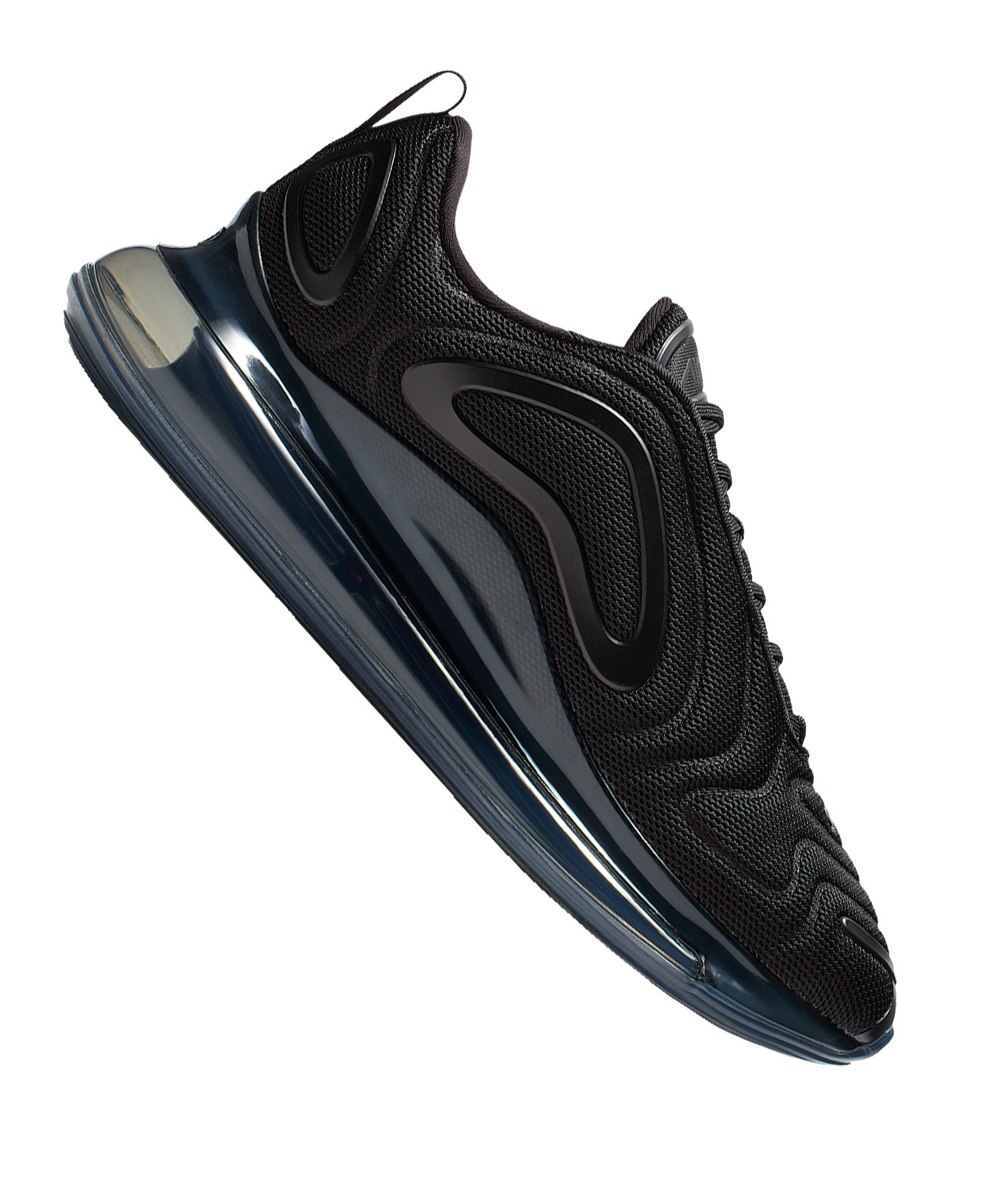 Nike Air Max 720 Sneaker Schwarz F007