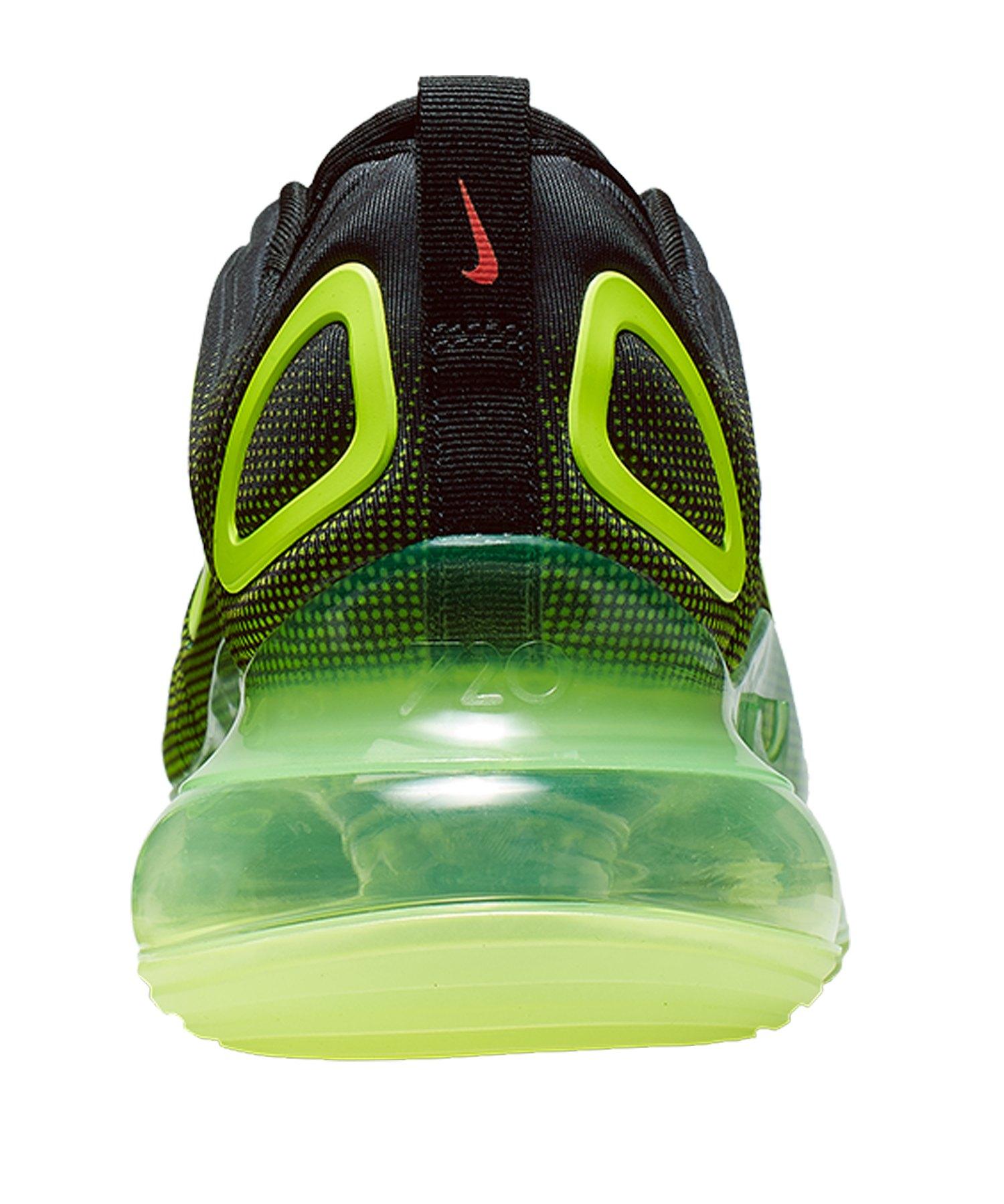 Max F008 Nike Schwarz Sneaker Gelb 720 Air EW9I2DH
