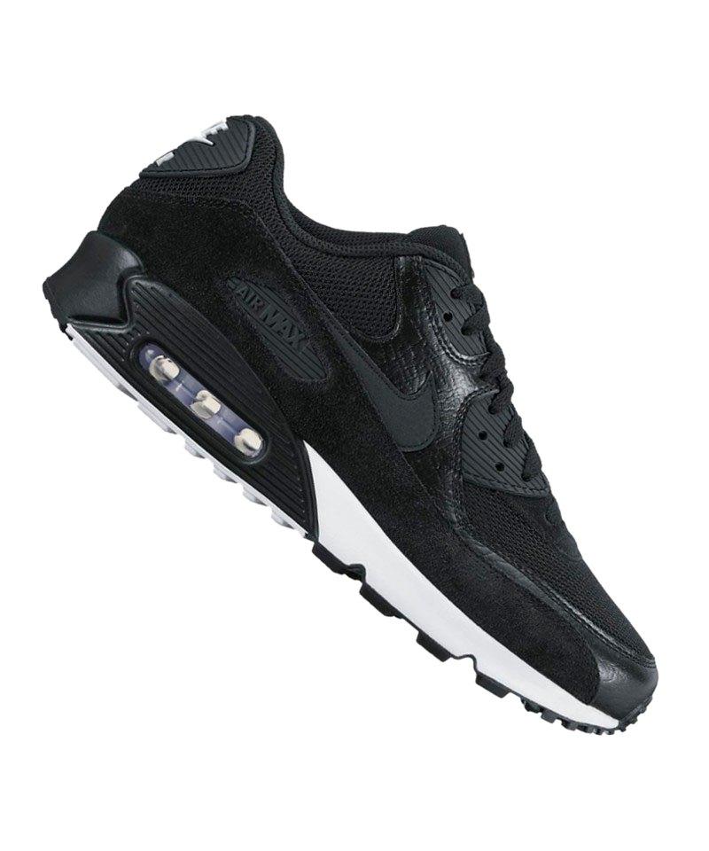 Nike Air Max 90 Essential Sneaker Schwarz F077 | Freizeitschuh ...
