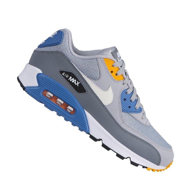 quality design 8fd4a c92f0 Nike Air Max 90 Essential Sneaker Grau F016 - grau