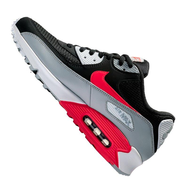 finest selection 19a42 9c7fb ... Nike Air Max 90 Essential Sneaker Schwarz F012 - schwarz ...
