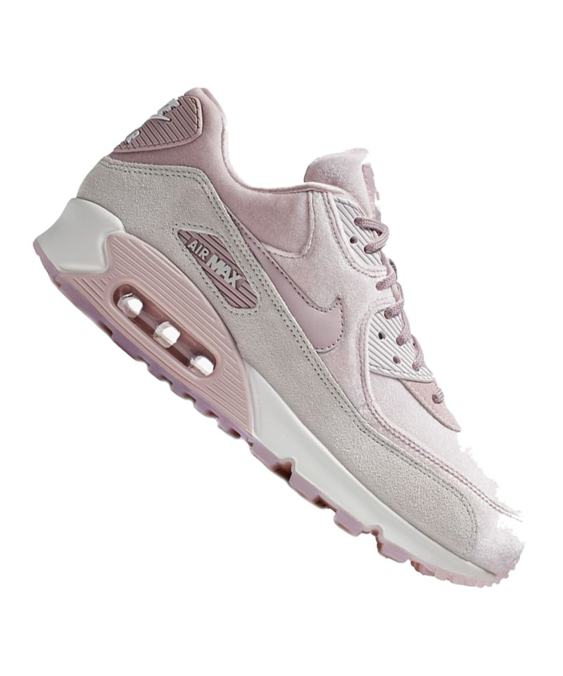 the best attitude e4950 facbd ... uk nike air max 90 lx sneaker damen grau f007 lifestyle freizeitschuh  shoes damenschuh 2bd22 2aeaa