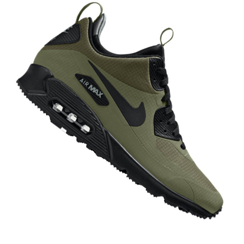 nike air max 90 mid winter sneaker gr n f300 lifestyle. Black Bedroom Furniture Sets. Home Design Ideas