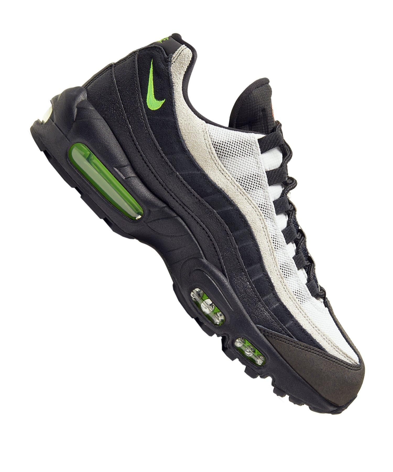 Nike Herren Schuhe Sneaker Air Max 95 Essential grau 47