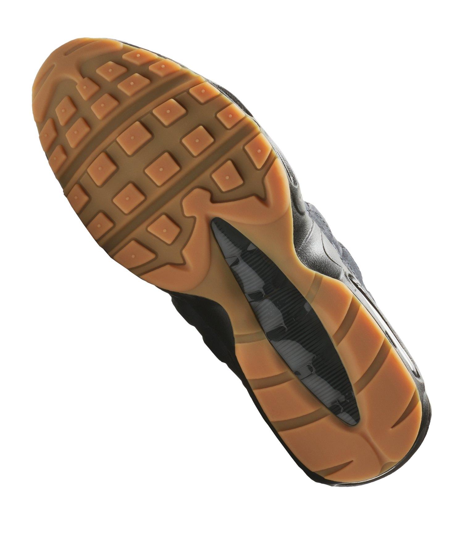 pretty nice 4158e 89acc ... Nike Air Max 95 SE Sneaker Grau F002 - grau ...