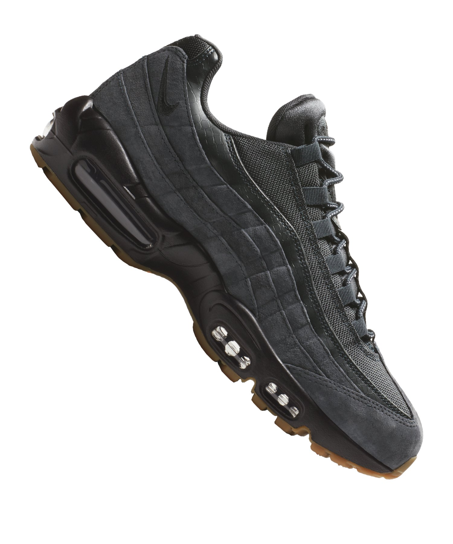 Nike Air Max 95 SE Sneaker Grau F002 |Streetstyle | Freizeit ...