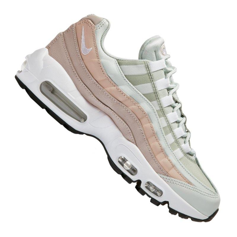 buy online bae6f 3ff12 Nike Air Max 95 Sneaker Damen Türkis F018 - tuerkis