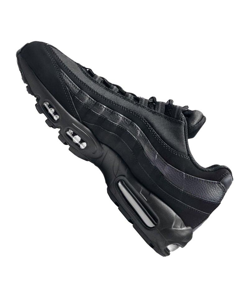 premium selection 2b98d adac9 ... low price nike air max 95 sneaker schwarz f092 schwarz 17b67 af96a