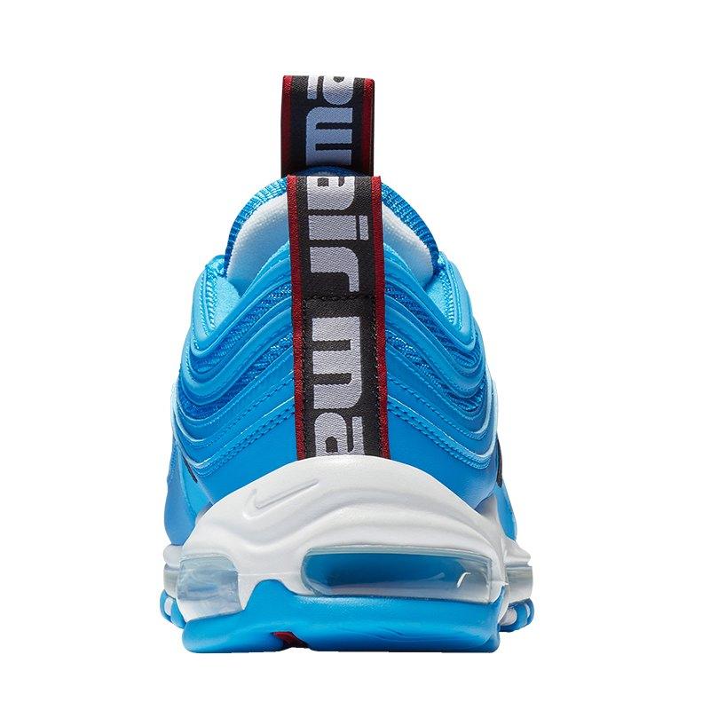 Nike Air Max 97 Premium Herrenschuh Wolf GrauWeiß 312834 005