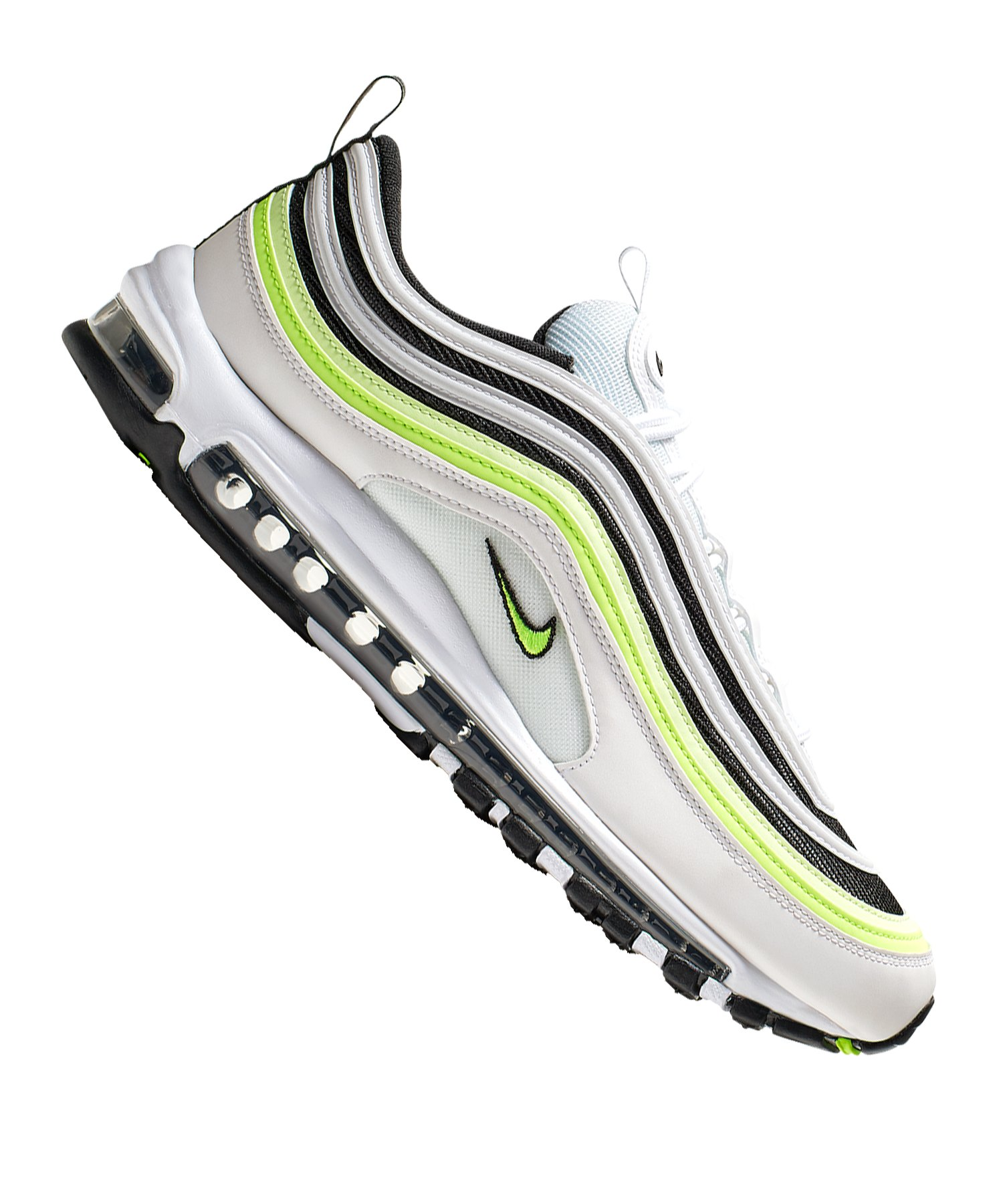 pretty cool best shoes big sale Nike Air Max 97 SE Sneaker Weiss Gelb F101