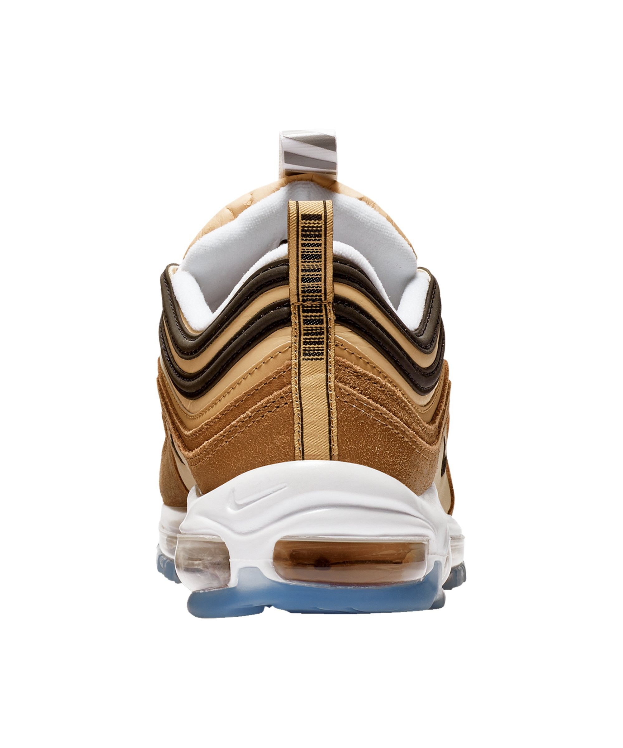info for 936cb ebd2e ... Nike Air Max 97 Sneaker Braun Beige Schwarz F201 - braun ...