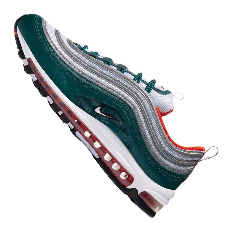 outlet store 3754b c4ea3 Nike Air Max 97 Sneaker Grün F300 - gruen
