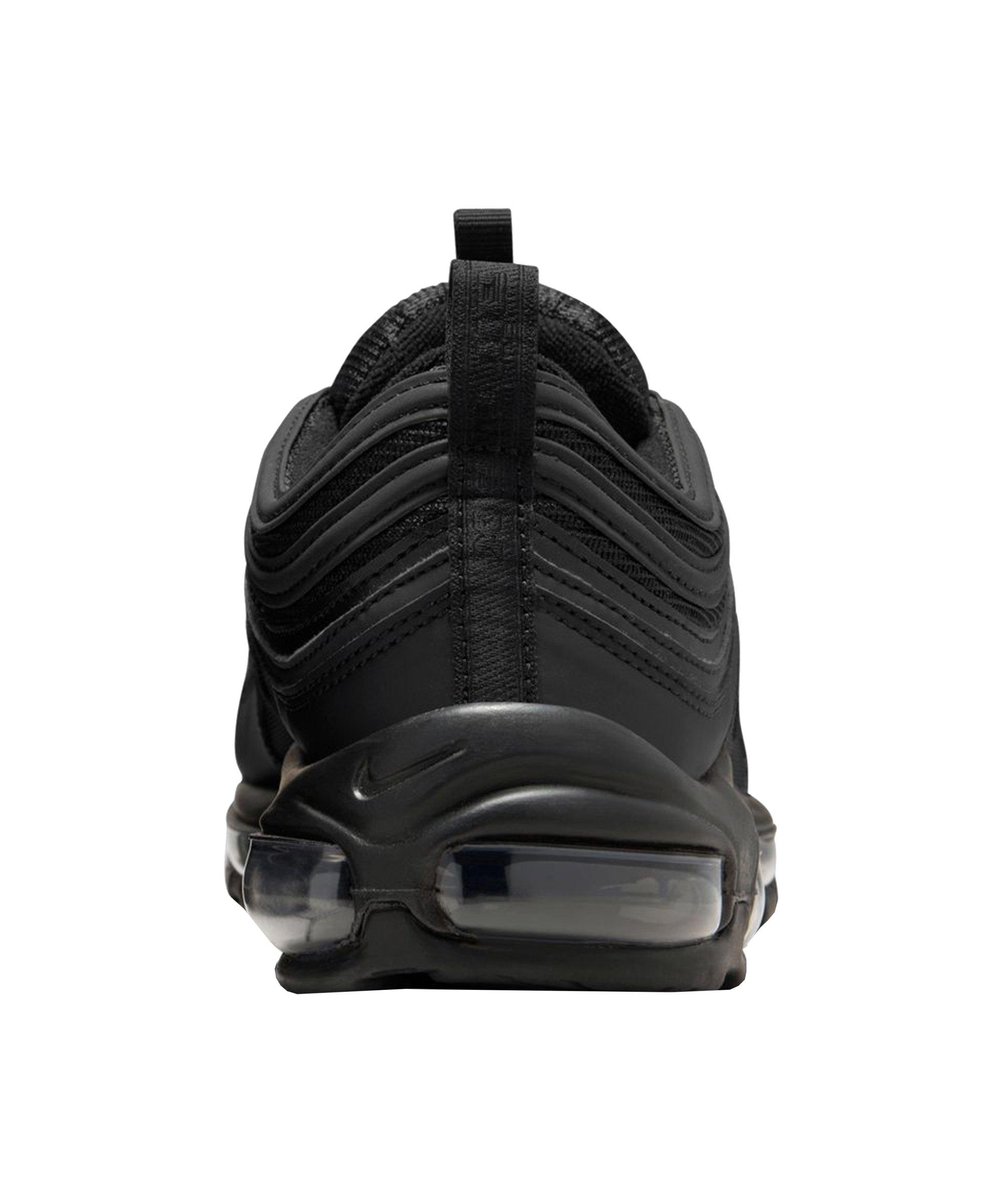 Nike Air Max 97 Sneaker Schwarz Weiss F001