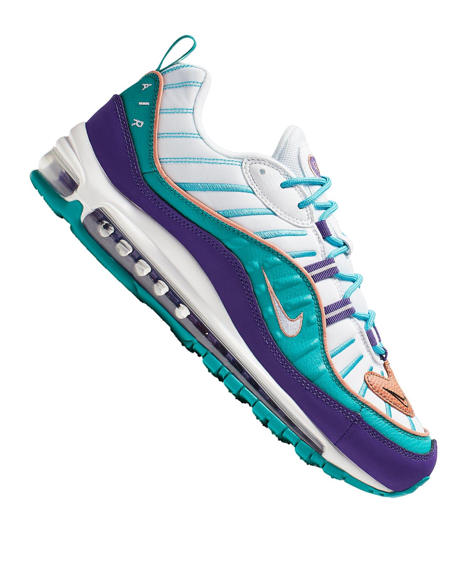 Nike Sportswear Air Max Mercurial 98 Sneaker grau blau
