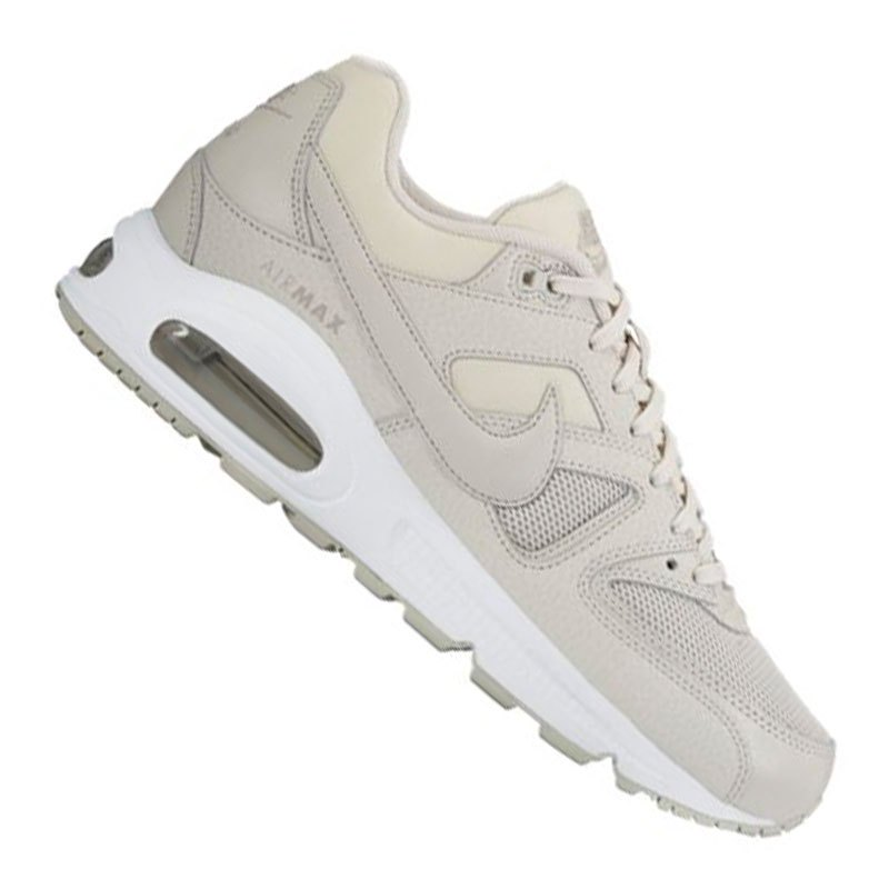 nike air max command damen beige weiss f018 lifestyle. Black Bedroom Furniture Sets. Home Design Ideas