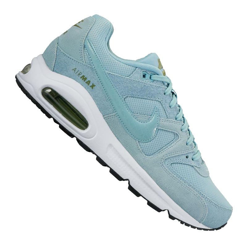 nike air max command damen hellblau weiss f403 lifestyle. Black Bedroom Furniture Sets. Home Design Ideas