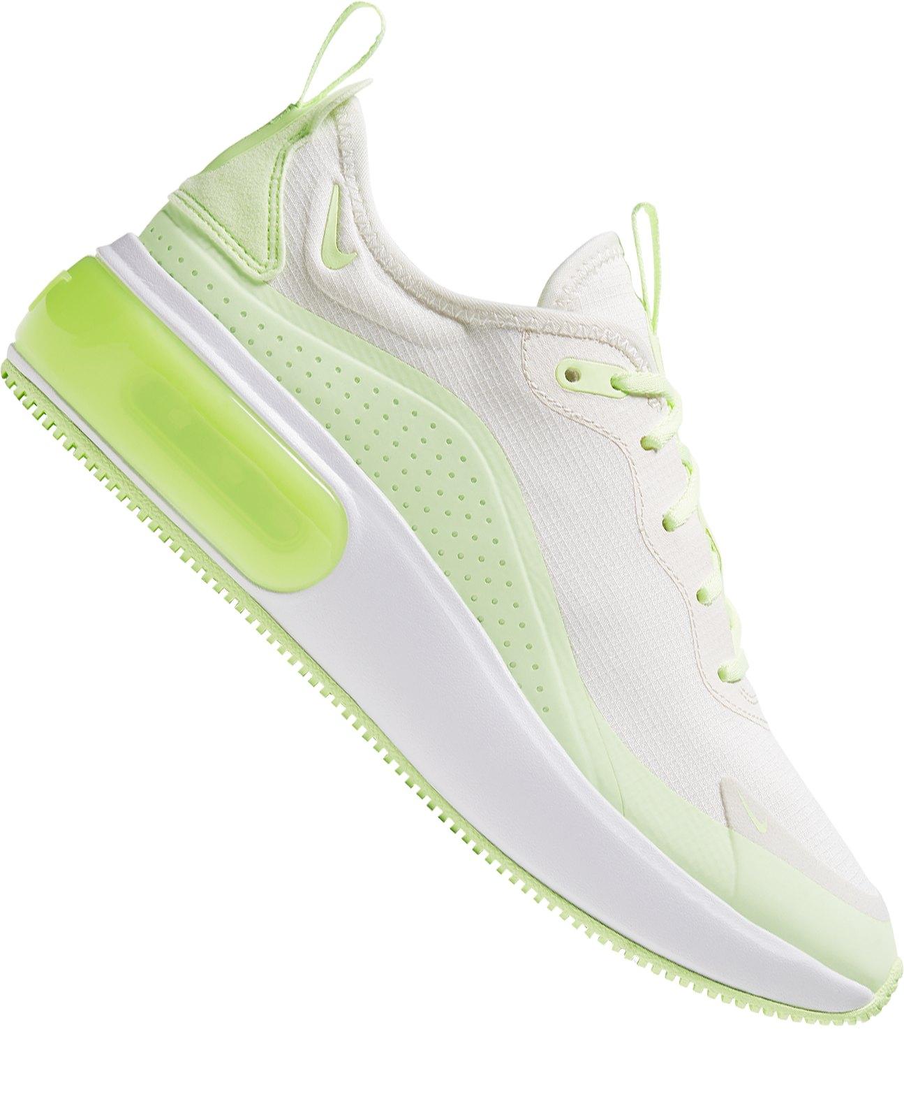 Nike Air Max Thea neon grün gelb 37,5 Sneaker Freizeitschuhe