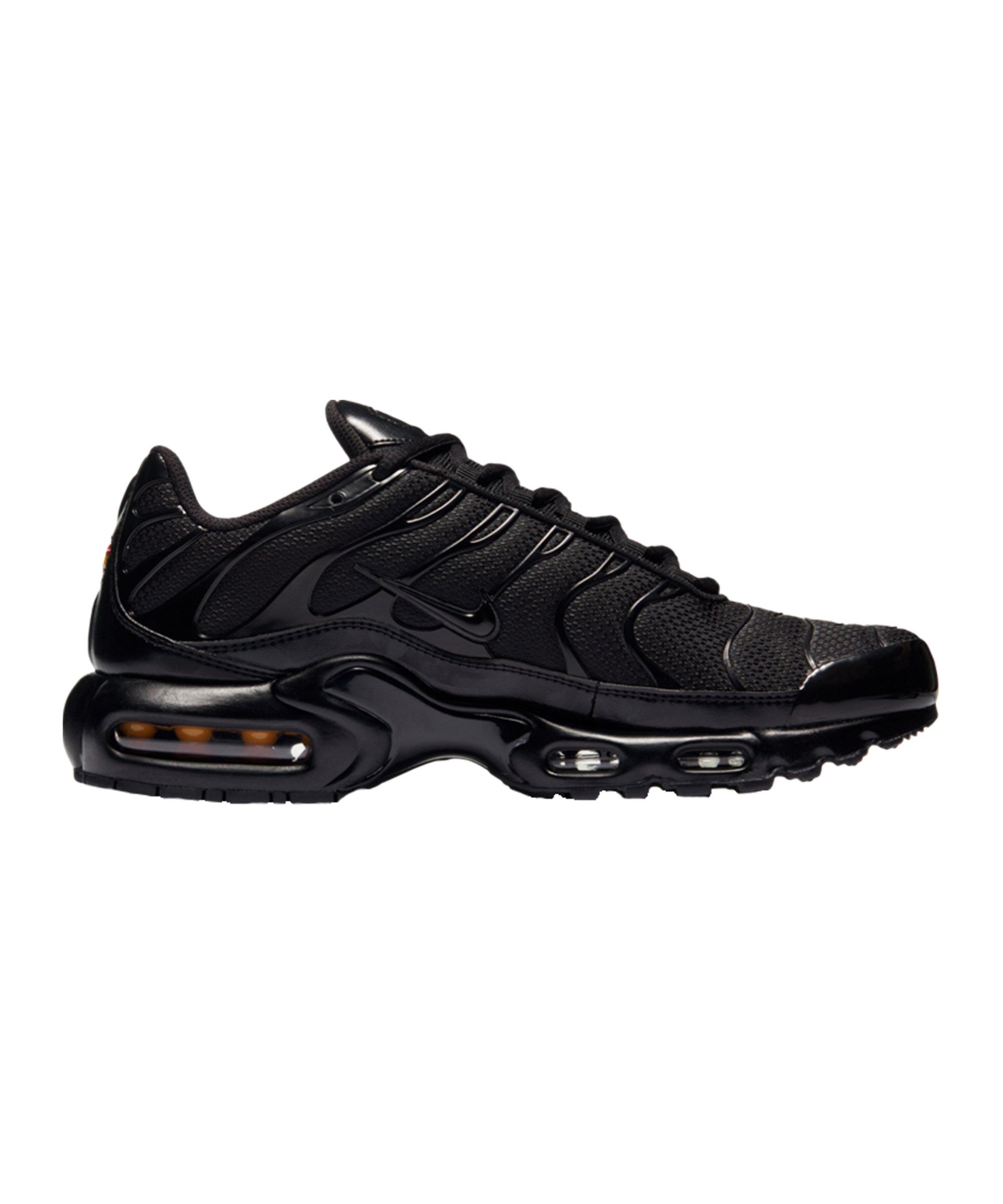 Nike Air Max Plus TN Sneaker Schwarz F050