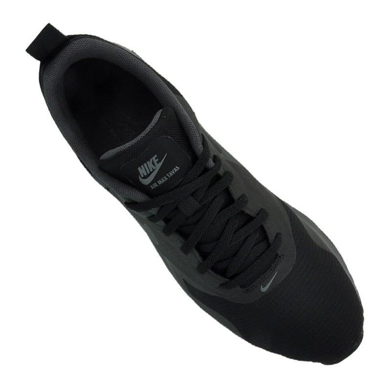 nike air max tavas sneaker schwarz f010 lifestylesneaker. Black Bedroom Furniture Sets. Home Design Ideas