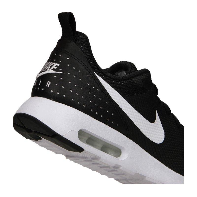 nike air max tavas sneaker schwarz weiss f024 schuh. Black Bedroom Furniture Sets. Home Design Ideas