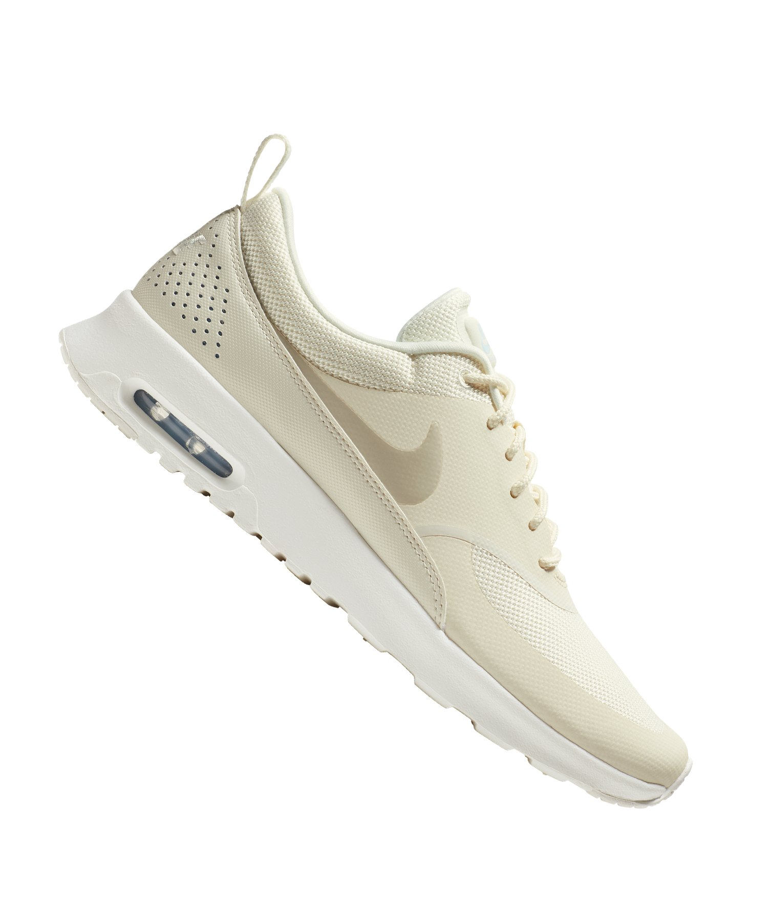 low priced 3f414 5c28f Nike Air Max Thea Sneaker Damen Beige F112