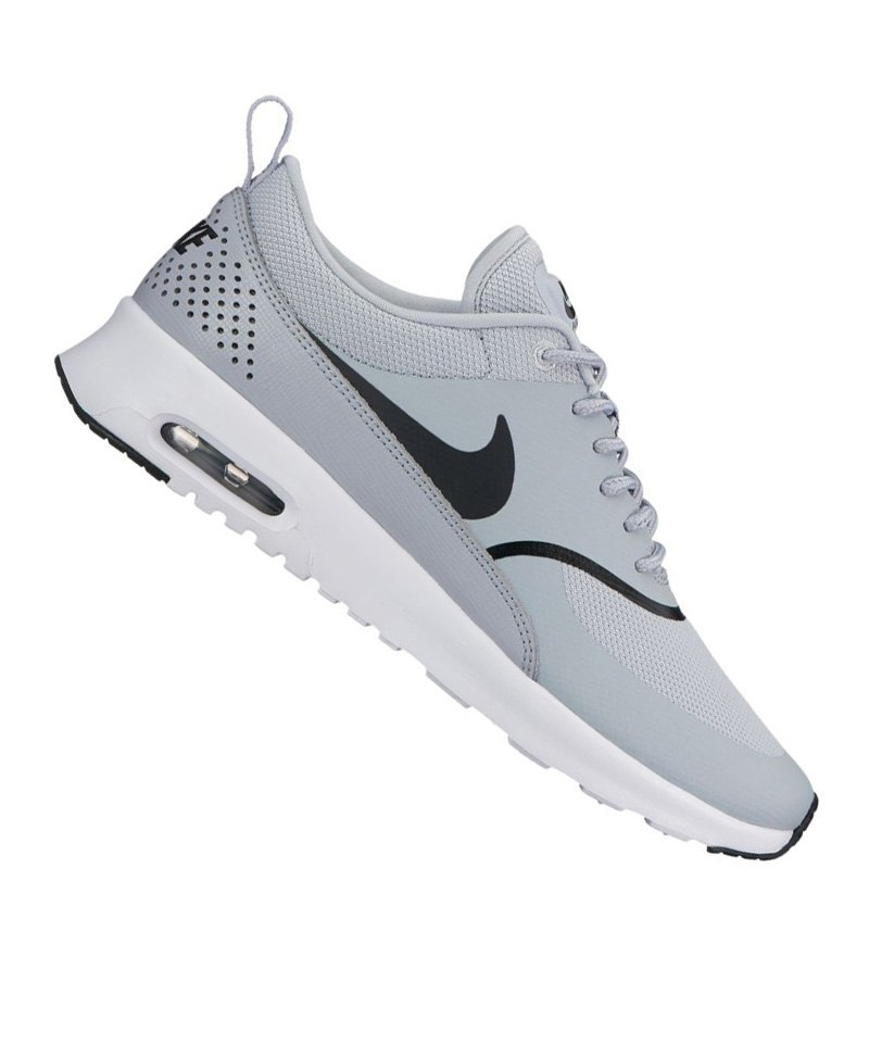nike air max thea sneaker damen grau schwarz f030. Black Bedroom Furniture Sets. Home Design Ideas