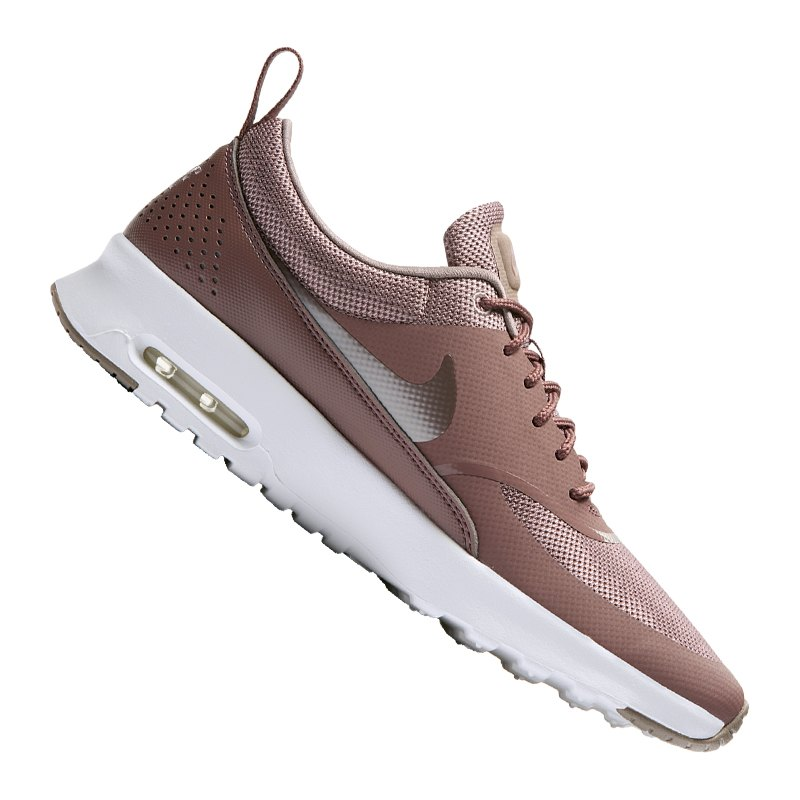 nike air max thea sneaker damen rosa f206 lifestyle. Black Bedroom Furniture Sets. Home Design Ideas