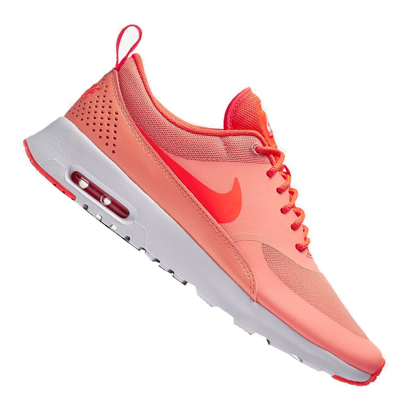 nike air max thea sneaker damen rosa f608 schuh shoe. Black Bedroom Furniture Sets. Home Design Ideas