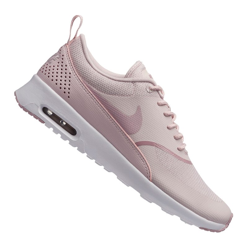nike air max thea sneaker damen rosa f612 streetwear. Black Bedroom Furniture Sets. Home Design Ideas