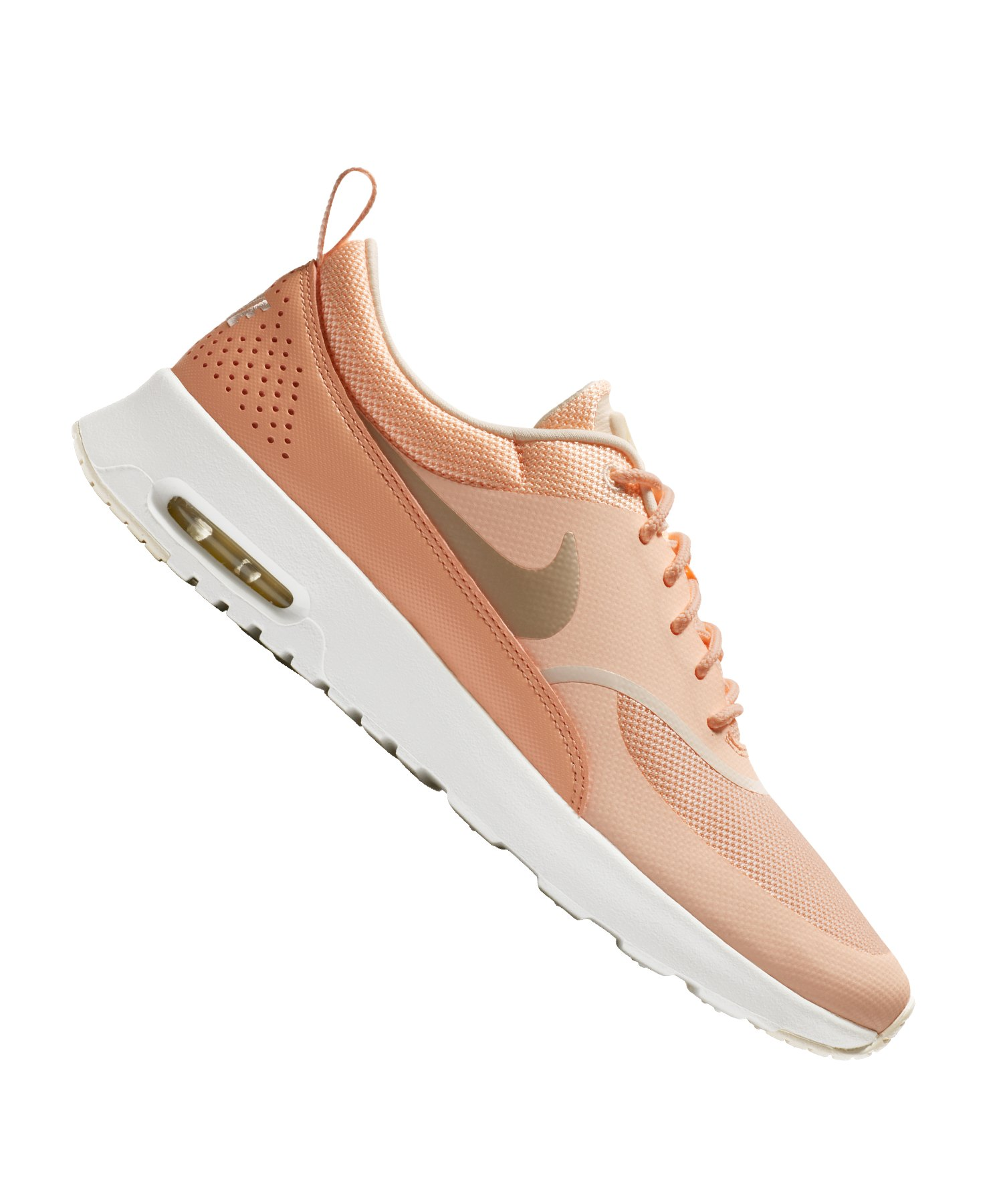 nike air max thea sneaker damen rosa f805 lifestyle. Black Bedroom Furniture Sets. Home Design Ideas