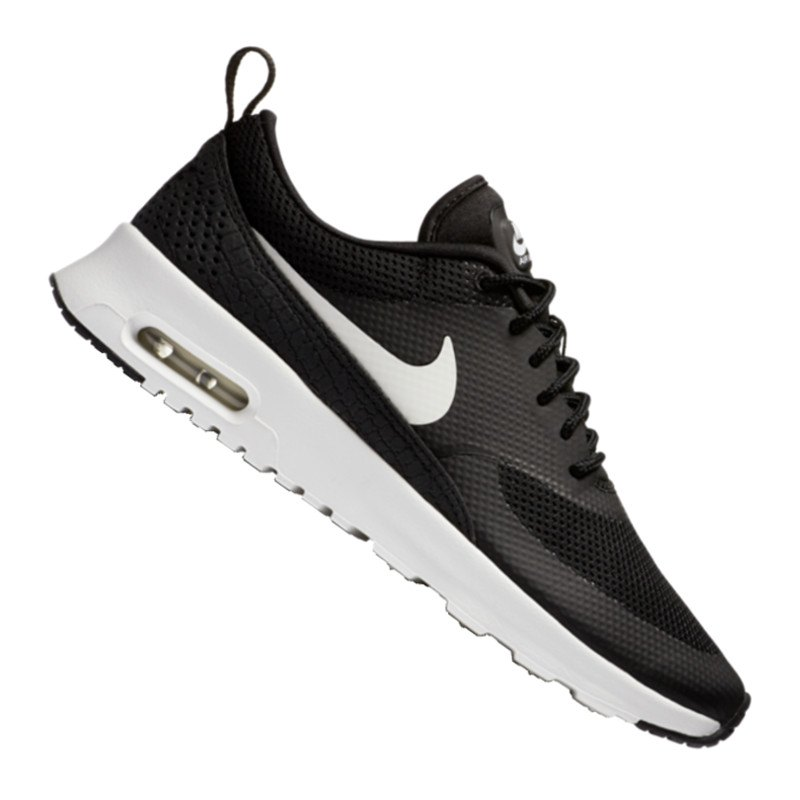 nike air max thea sneaker damen schwarz weiss f020 schuh shoe lifestyle freizeit. Black Bedroom Furniture Sets. Home Design Ideas