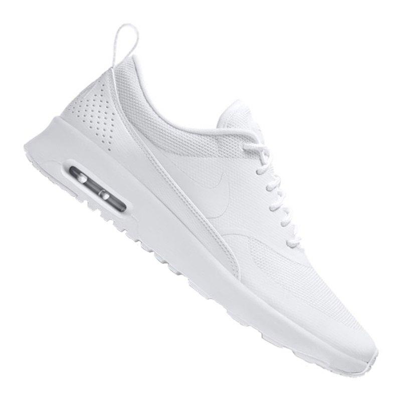 Nike Air Max Thea Sneaker Damen Weiss F110 - weiss