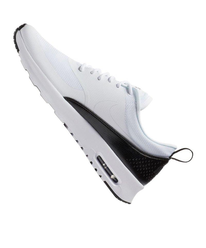official photos fcd73 1e098 ... Nike Air Max Thea Sneaker Damen Weiss F111 - weiss ...