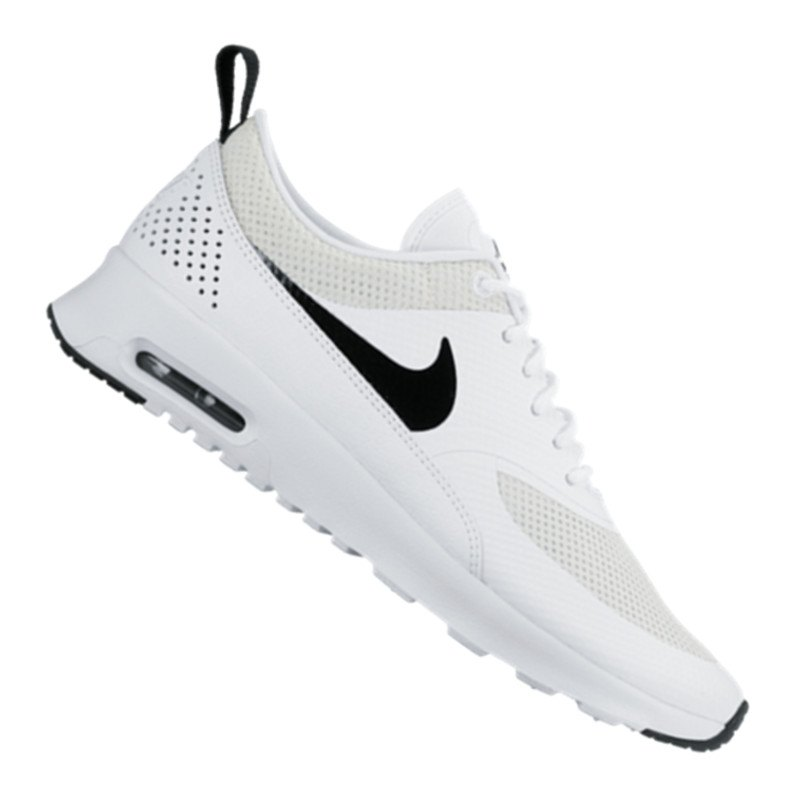 nike air max thea sneaker damen weiss schwarz f103 schuh. Black Bedroom Furniture Sets. Home Design Ideas