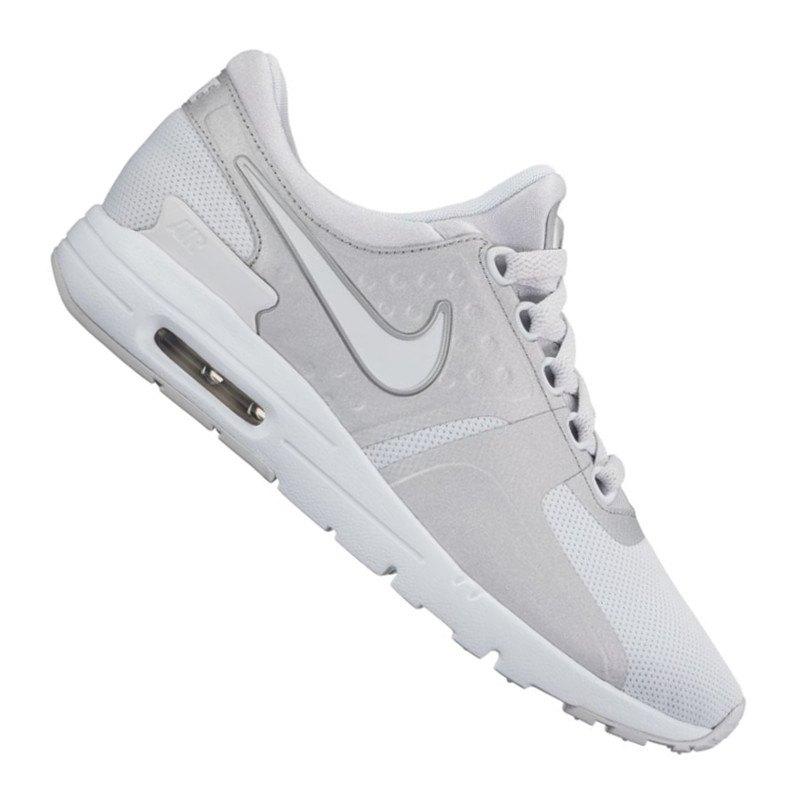 Nike Air Max Zero Sneaker Damen Grau Weiss F013 | Schuh | Shoe ...