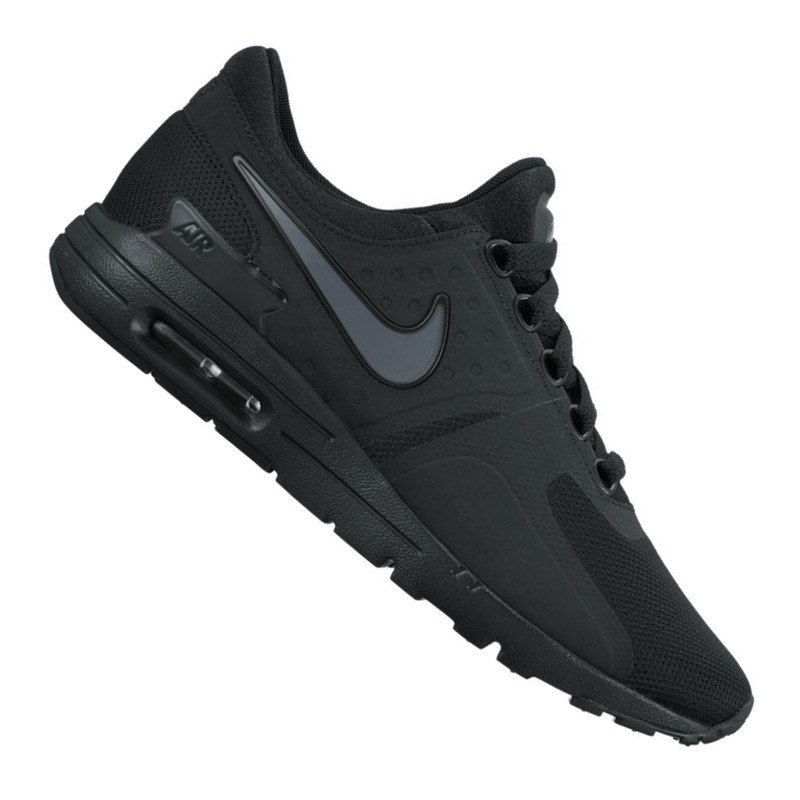 nike air max zero sneaker damen schwarz f012 schuh. Black Bedroom Furniture Sets. Home Design Ideas