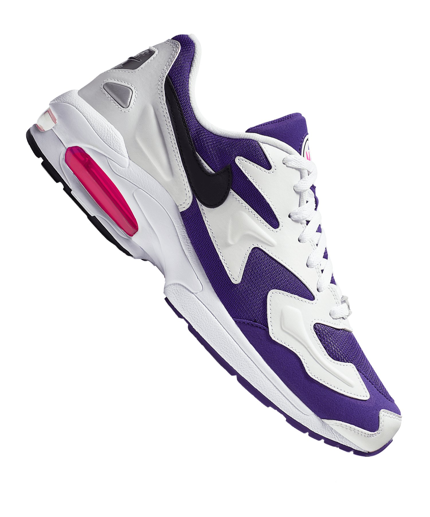 Nike Air Max2 Light Sneaker Weiss F103 | Lifestyle ...