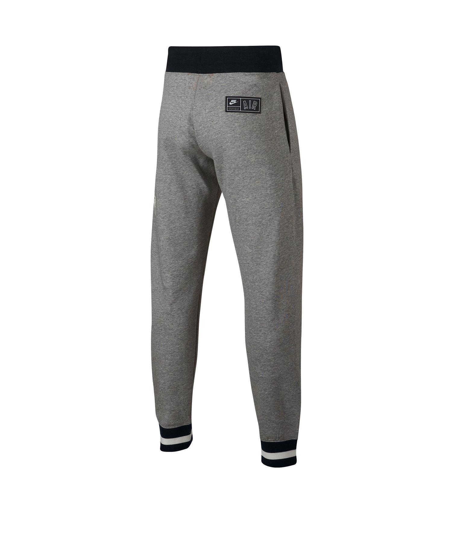 7b946b73626afe ... Nike Air Pant Jogginghose Kids Grau F063 - Grau ...