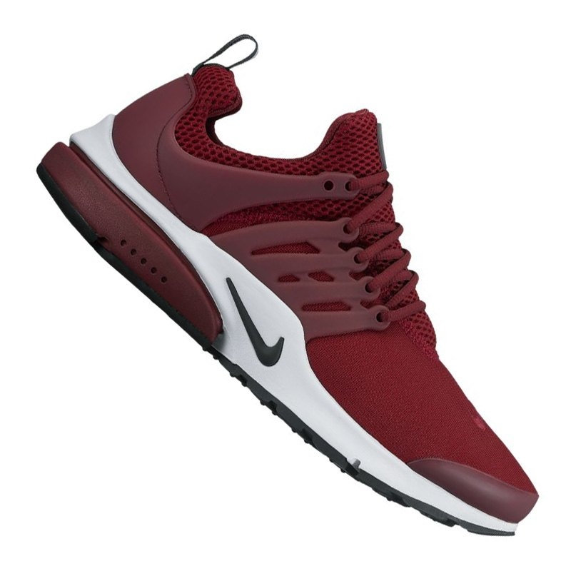 new products 884bd 1a163 ... nike-air-presto-essential-sneaker-rot-schwarz-f602- ...