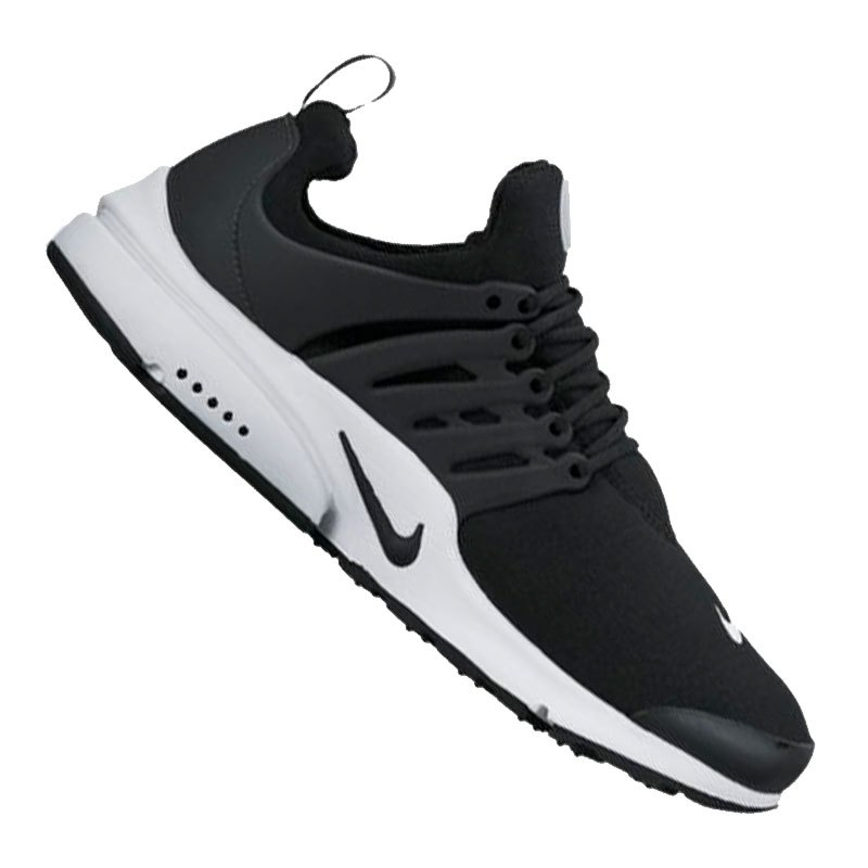 nike air presto essential sneaker schwarz f009 lifestyle. Black Bedroom Furniture Sets. Home Design Ideas