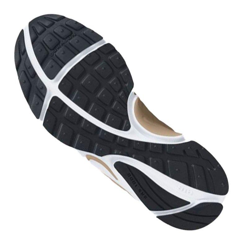 nike air presto sneaker damen beige weiss f200 freizeit. Black Bedroom Furniture Sets. Home Design Ideas