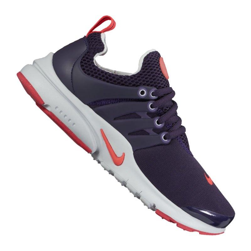 nike air presto sneaker kids lila rot f501 schuh shoe. Black Bedroom Furniture Sets. Home Design Ideas
