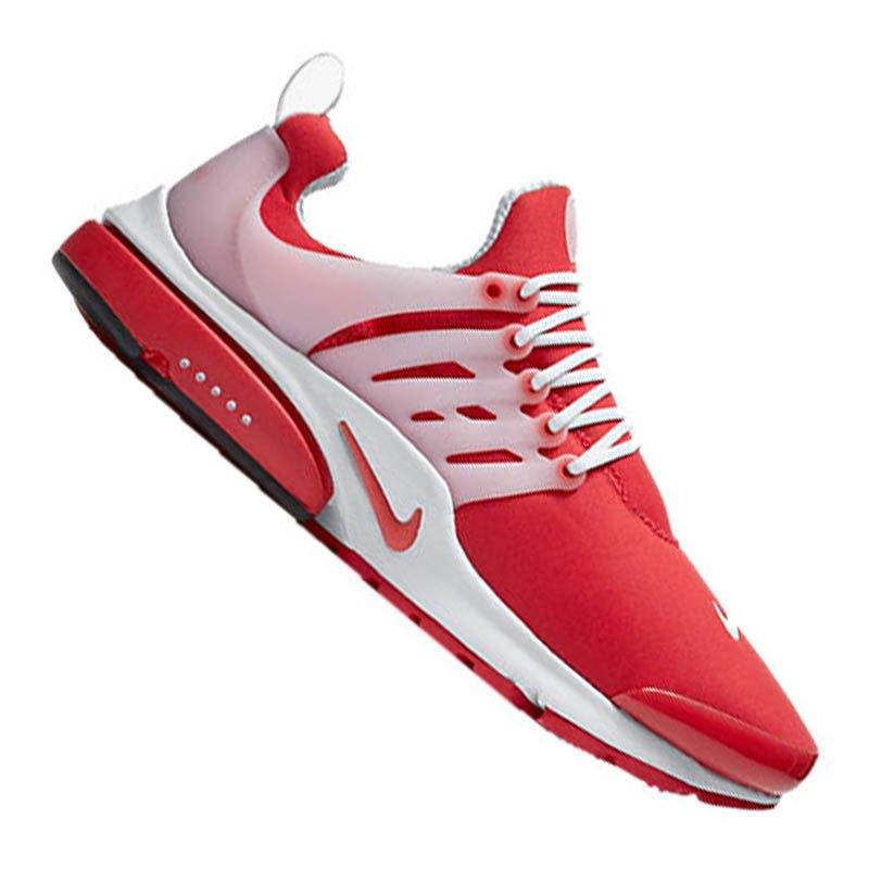 Nike Presto Rot Schwarz