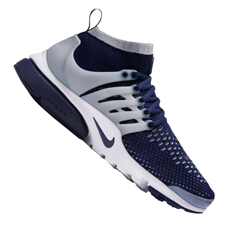 nike air presto ultra flyknit sneaker blau f402 freizeit. Black Bedroom Furniture Sets. Home Design Ideas