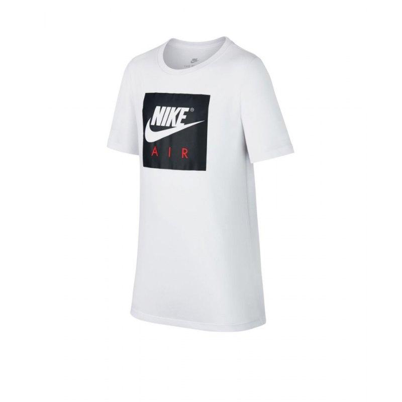 Nike High On Air WeißWiß  TShirt