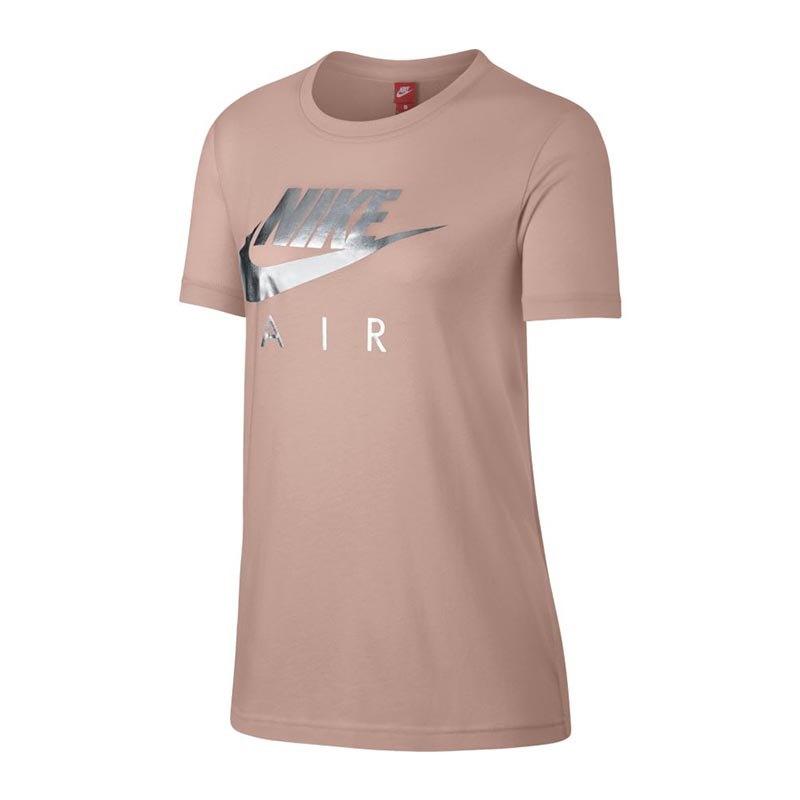 nike air tee t shirt damen rosa f825 lifestyle schuh shoe freizeit women frauen. Black Bedroom Furniture Sets. Home Design Ideas