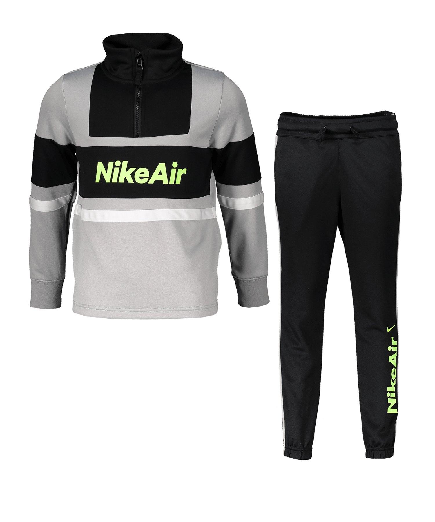 Nike Air Tracksuit Trainingsanzug Kids Grau F077