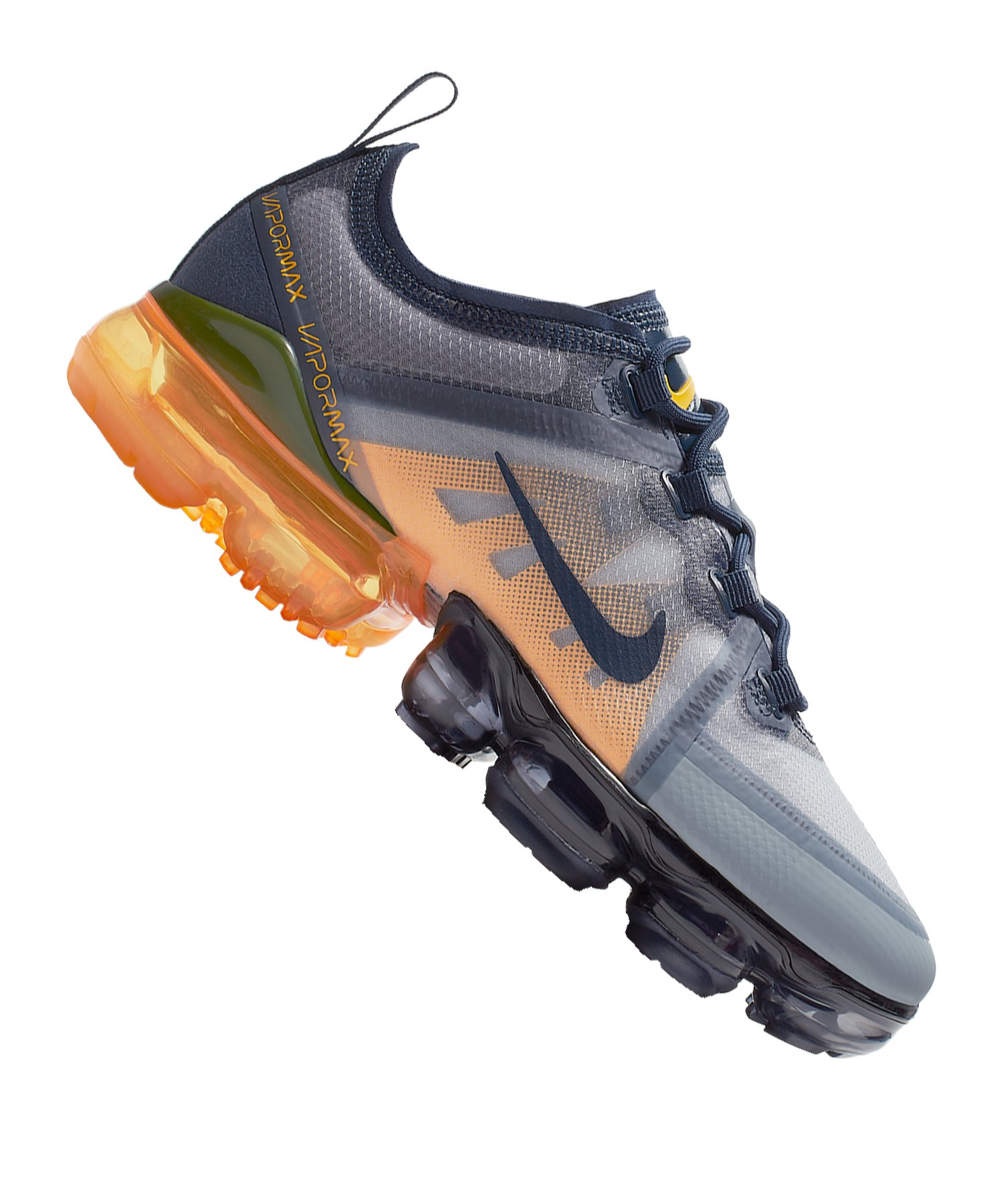 size 40 e1370 7a777 Nike Air VaporMax 2019 Sneaker Kids Blau F402
